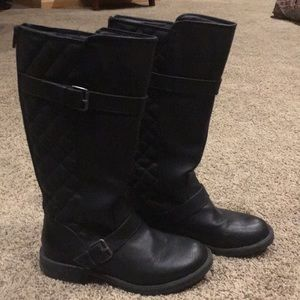 Other - Girl's Size 6 Black Boots